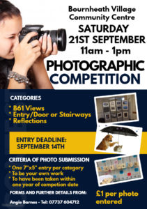 PHOTOGRAPHIC  COMPETITION 2019 4
