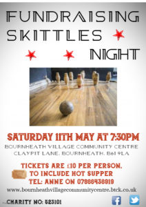 FUNDRAISING SKITTLES NIGHT 1