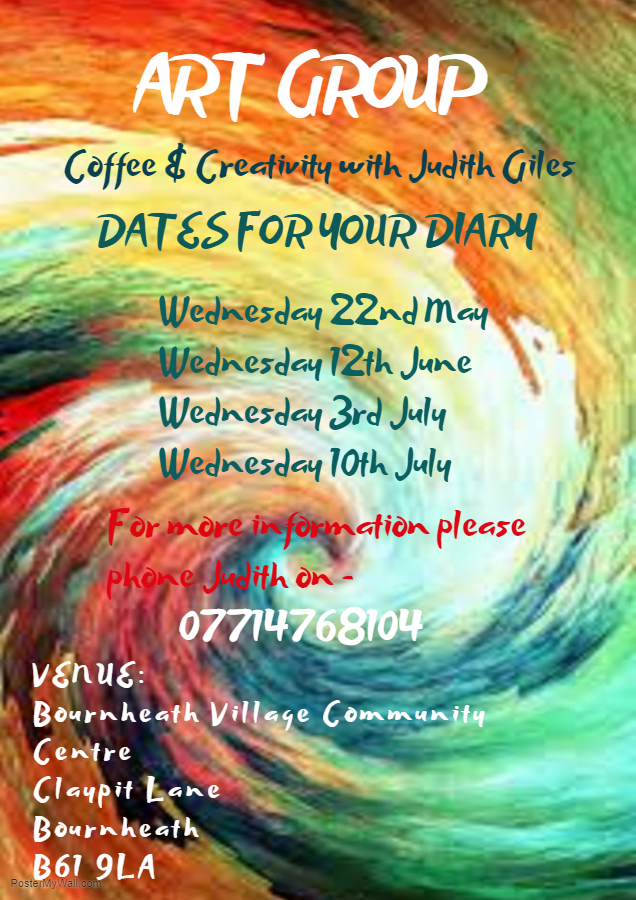 Art Group With Judith Giles 1