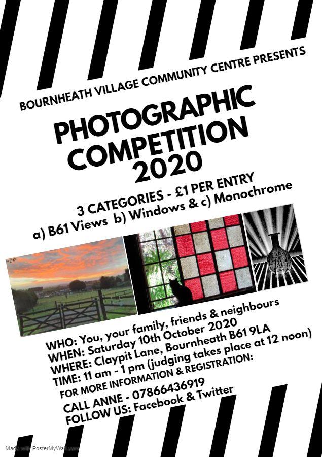 PHOTOGRAPHIC COMPETITION 2020 2