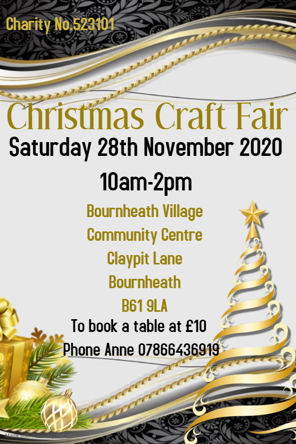 JINGLE BELLS IN THE OFFING AT THE ANNUAL CHRISTMAS CRAFT FAIR 10