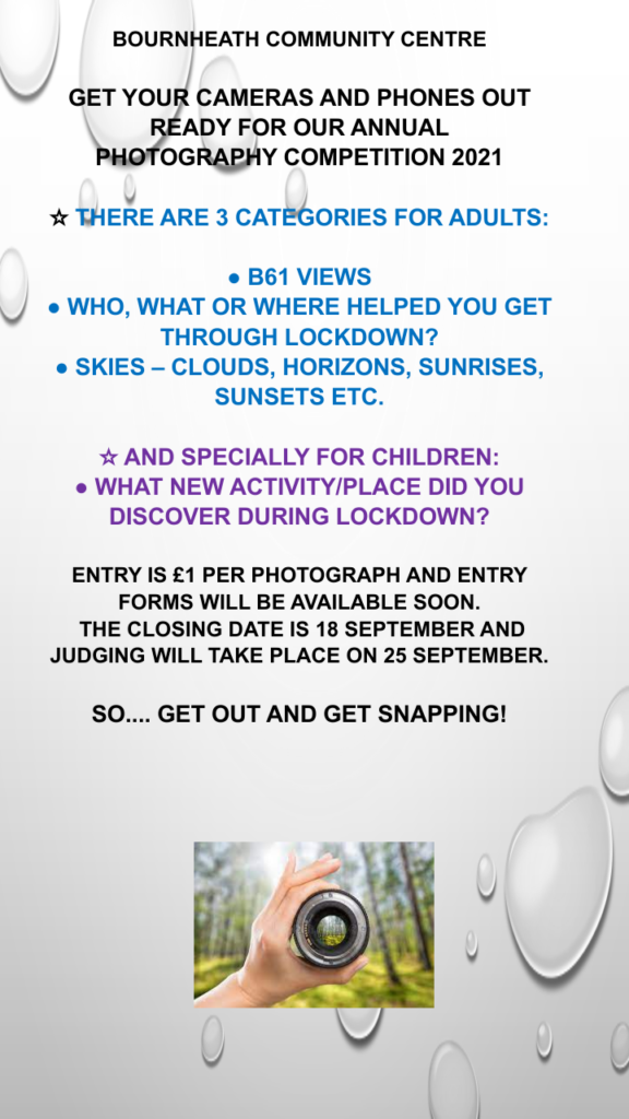 Annual photography competition 2021 1