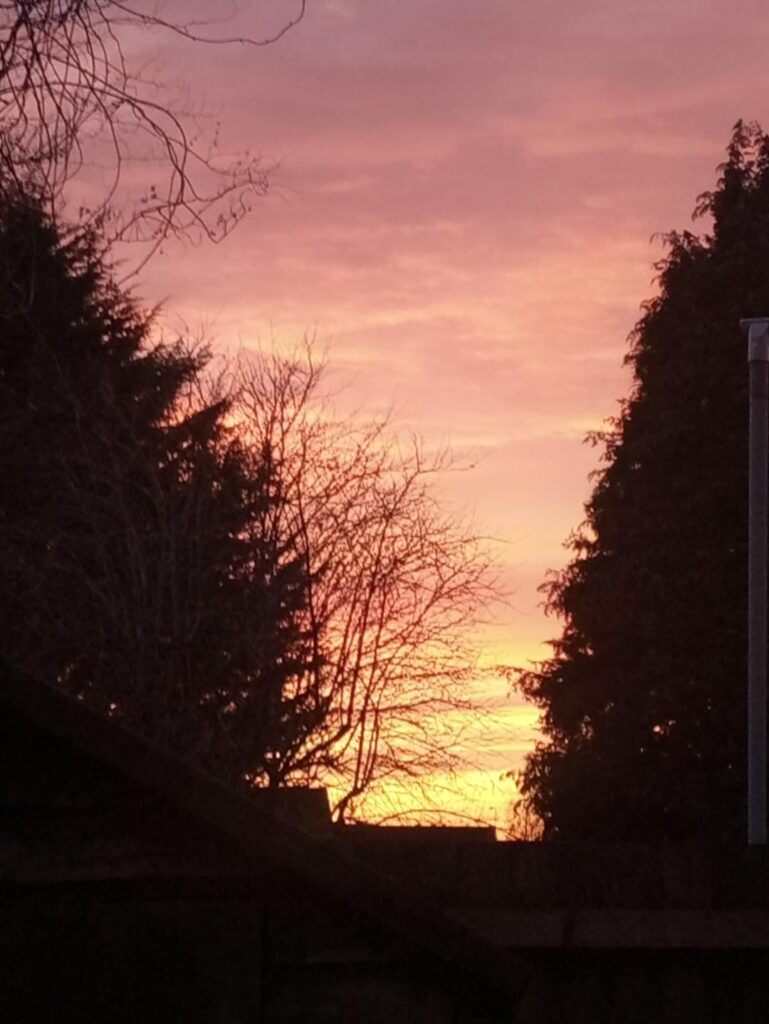 Bournheath Photography Competition 2021 - Skies 8