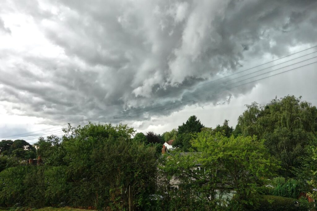 Bournheath Photography Competition 2021 - Skies 9
