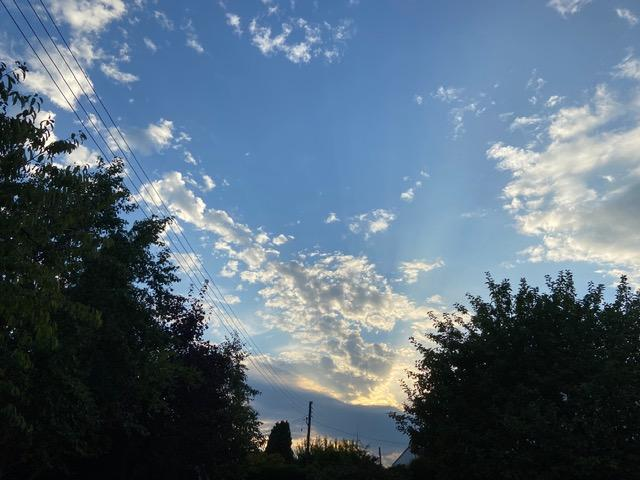 Bournheath Photography Competition 2021 - Skies 12
